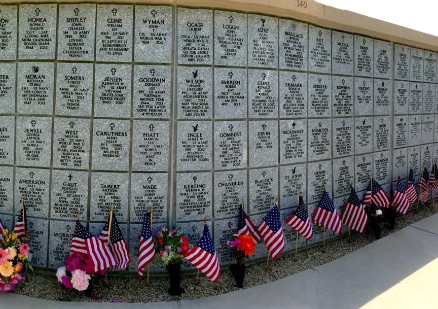 Gilbert T Ogata 442nd, shikata ganai, Go For Broke, VA Cemetery